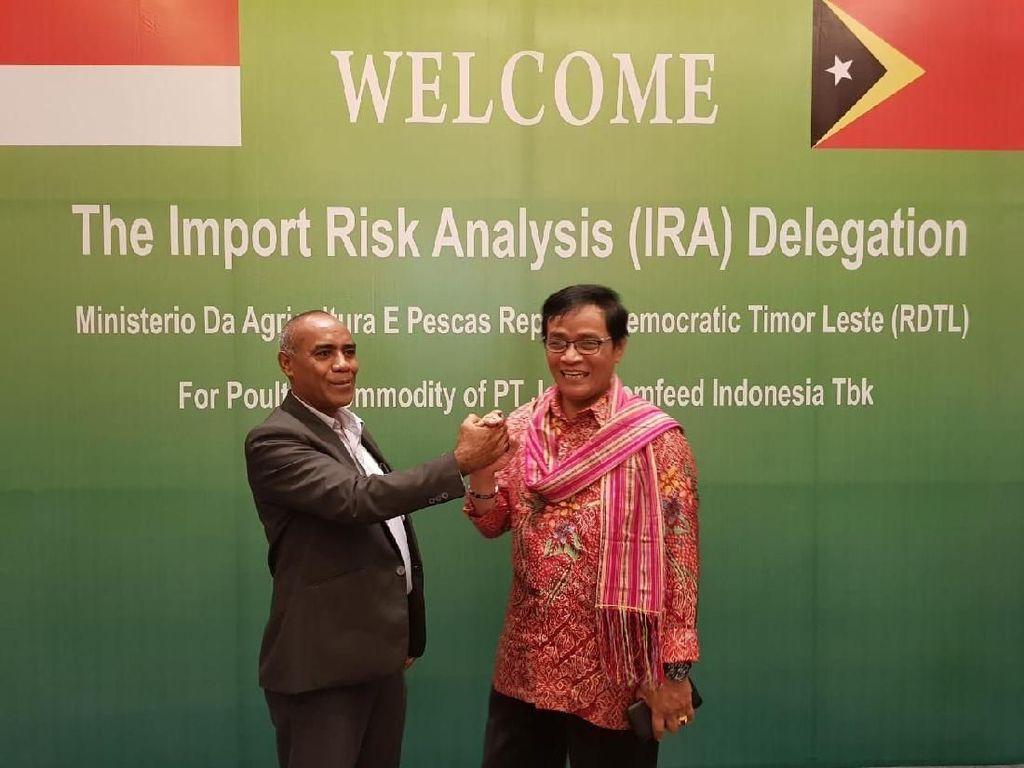 Timor Leste akan Tambah Impor Produk Unggas dari RI