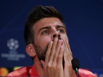 Gerard Pique Angkat Suara, Barca Cabut dari European Super League?