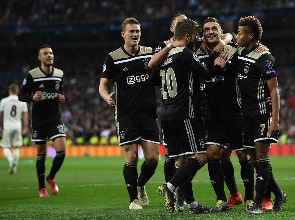 Ajax Bukan Tim Biasa, Juve Mesti Waspada