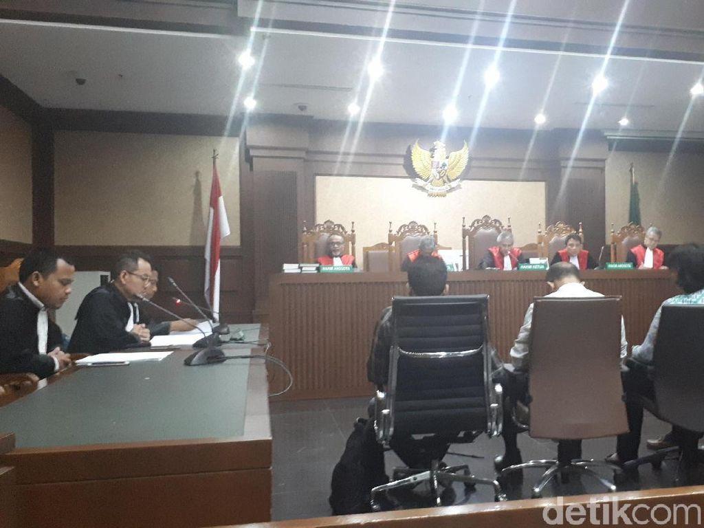 6 Eks Anggota DPRD Sumut Didakwa Terima Duit Ketok Palu dari Gatot Pujo