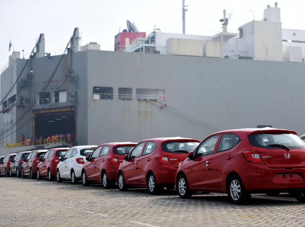 Rahasia Honda Bisa Ekspor Banyak Mobil ke Luar Indonesia