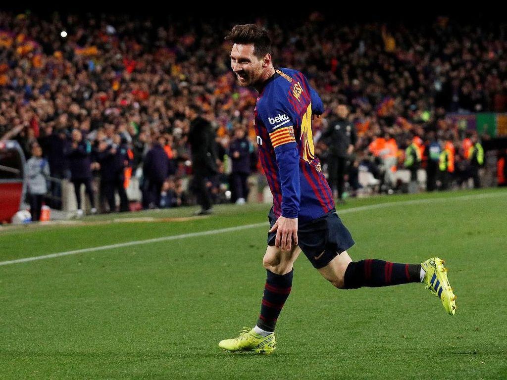 Soal Hentikan Messi, Solskjaer: Memang Ada Caranya?