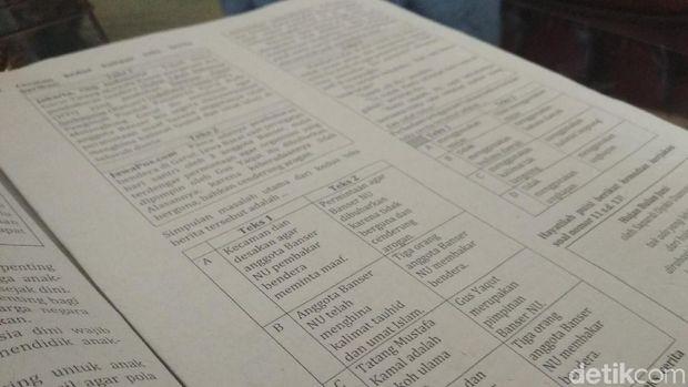 Soal Ujian Berisi 'Bubarkan Banser', GP Ansor: Hantu HTI Masih Gentayangan