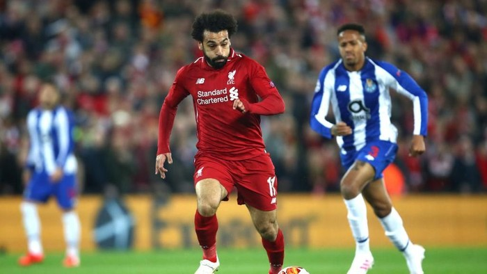 Liverpool berhasil mengatasi perlawanan Porto di leg I perempatfinal Liga Champions dengan skor 2-0. Gol-gol Si Merah dibuat Naby Keita dan Roberto Firmino.