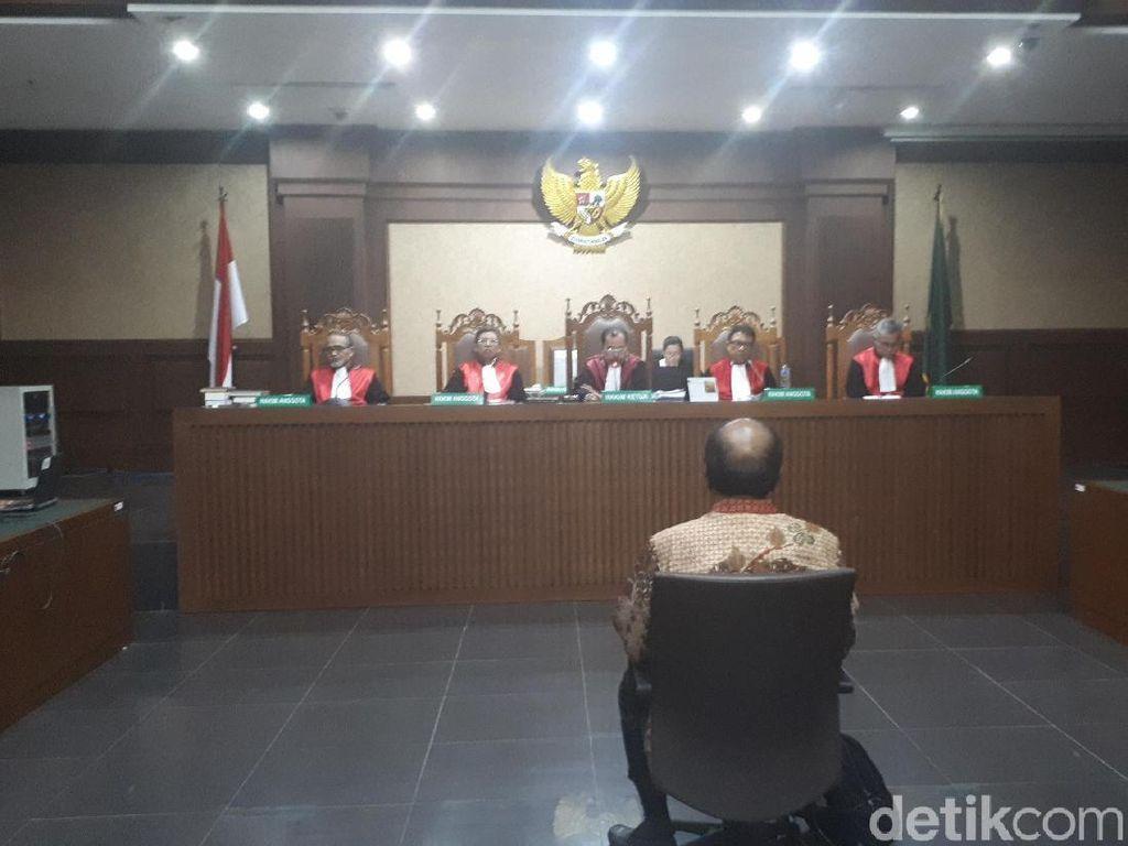 Eks Dirut Jasindo Divonis 7 Tahun Penjara
