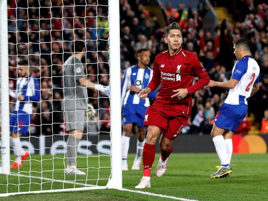Liverpool vs FC Porto: 6 Fakta Kemenangan Manis The Reds di Anfield