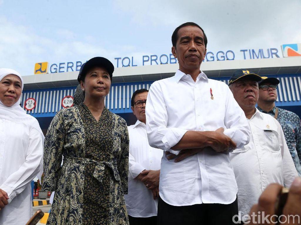 Jokowi Buka Suara soal HUT BUMN Dituduh Kampanye