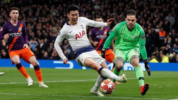 Mental Man City bisa terganggu usai disingkirkan Tottenham dari Liga Champions.