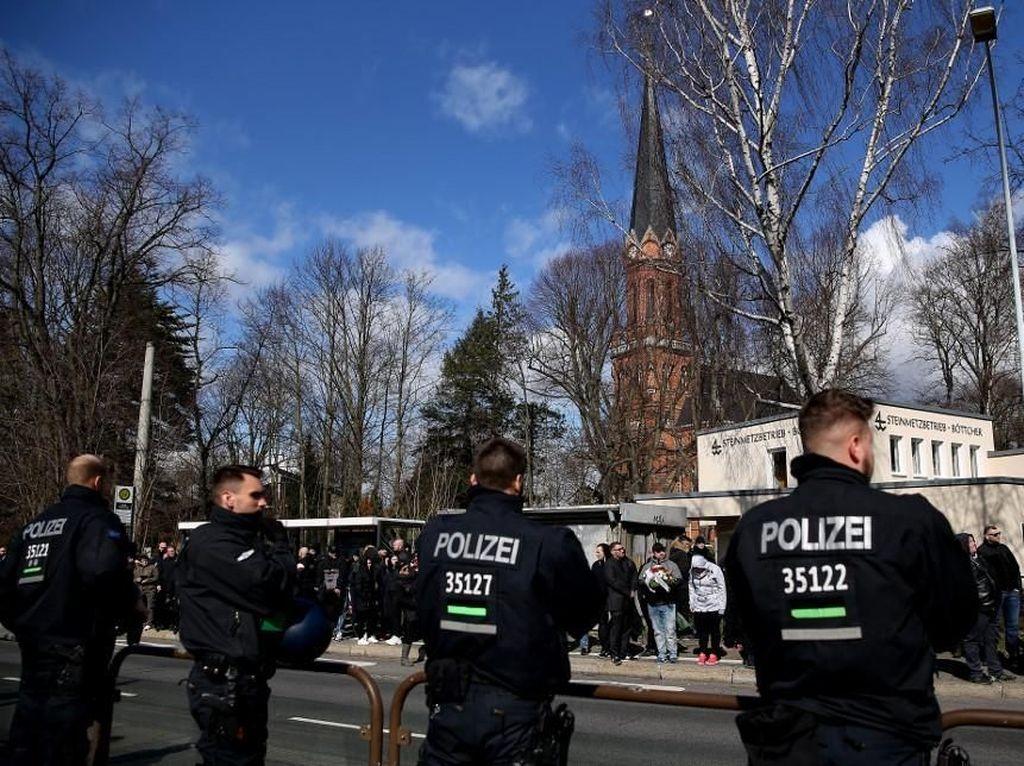 Diduga Rencanakan Aksi Teror, 14 Orang di Jerman dan Denmark Ditangkap
