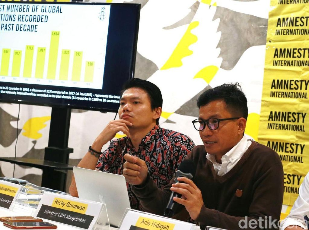 Polemik Penghapusan Hukuman Mati di Indonesia