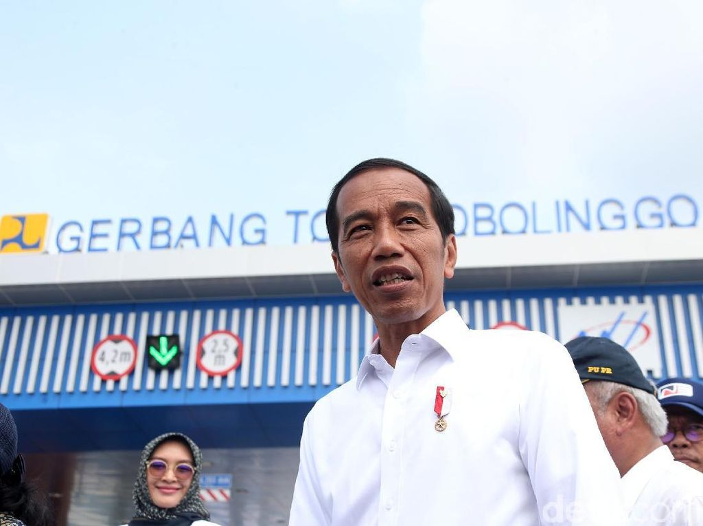 Tol hingga Stok BBM Jadi Perhatian Jokowi Jelang Mudik 2019
