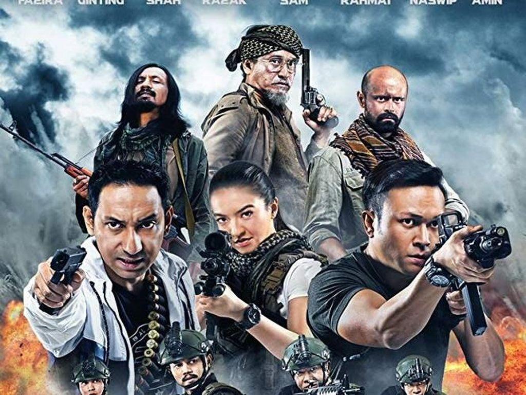 Gandeng Raline Shah, Ini Bocoran Soal Film Police Evo