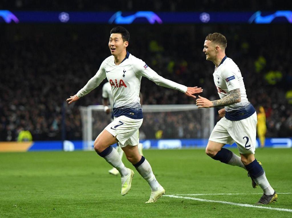 Son: Sudah Sepantasnya Tottenham Menang atas Man City