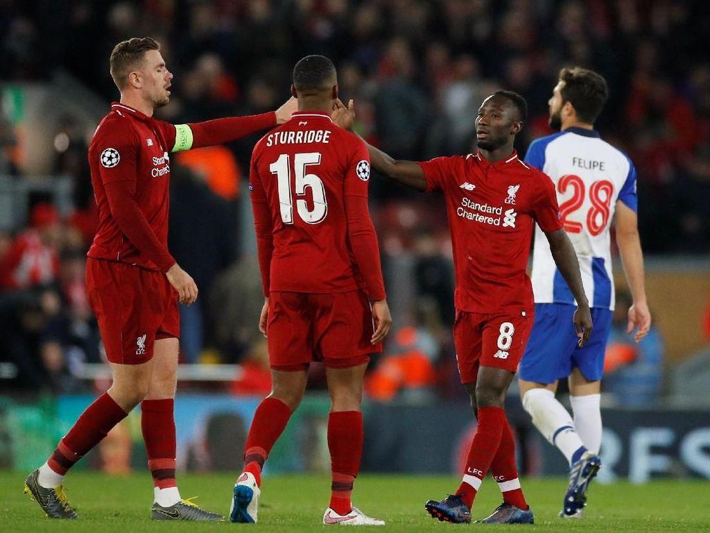 Liverpool Harusnya Bisa Cetak Gol Lagi di Babak Kedua, tapi...