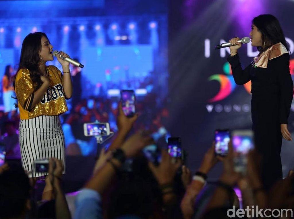 Ashanty dan Aurel Kolaborasi, Siti Badriah Tutup YES 2019