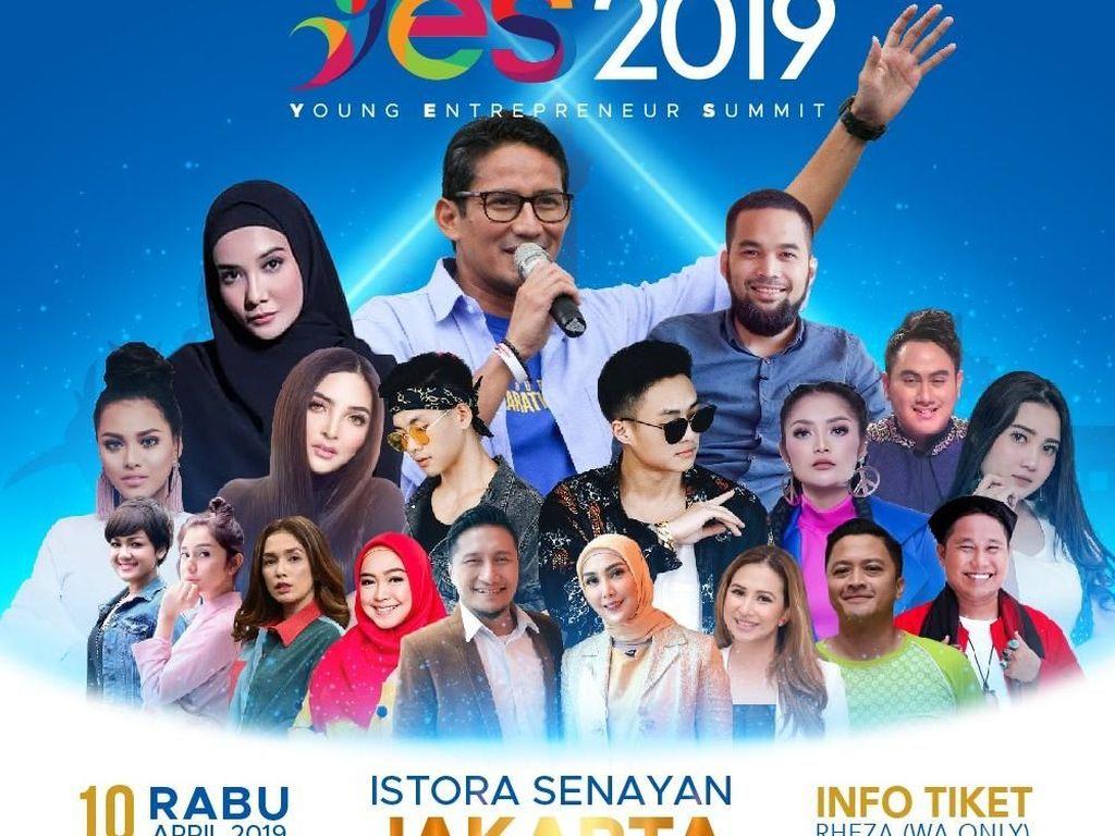 Abang & None Jakarta, Saksikan Live Streaming YES 2019 di detikcom!