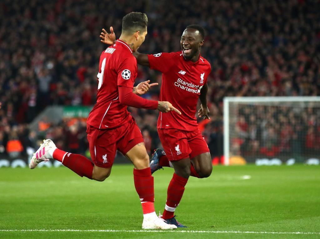 Skuat Liverpool di Final Liga Champions: Full Team, Minus Naby Keita