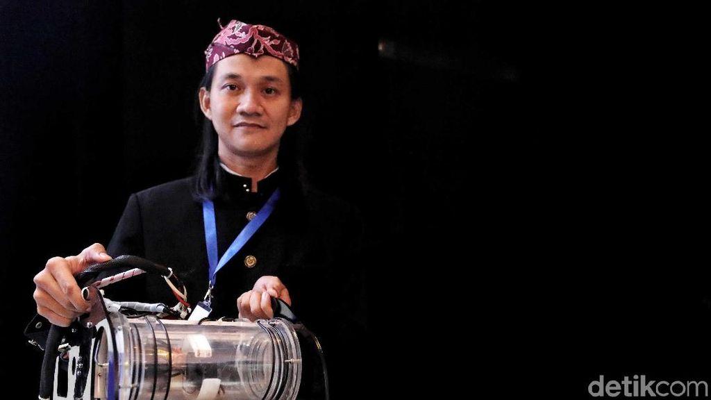 Beragam Inovasi Teknologi Anak Bangsa Mejeng di ISS 2019