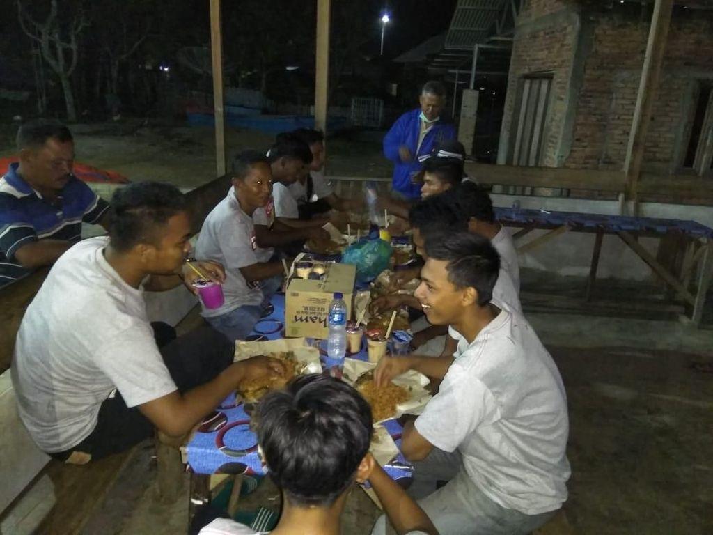 11 Nelayan yang Sempat Ditahan Pihak Thailand Tiba di Aceh