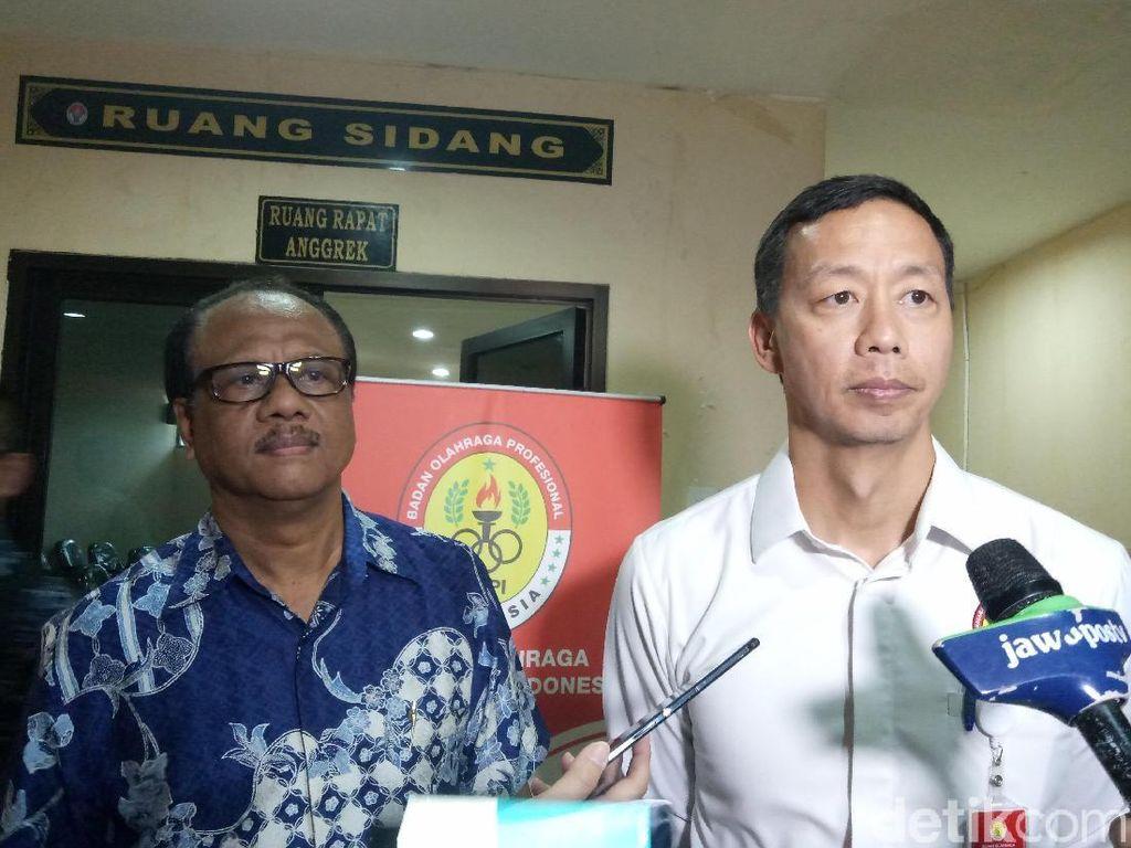 Sambangi BOPI, PT LIB Resmi Ajukan Permohonan Rekomendasi Liga 1 2019