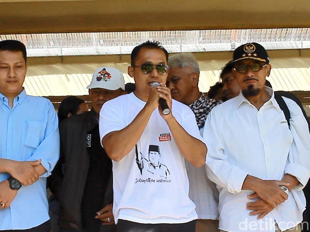 Usai Dipecat, Mantan Ketua Golkar Wonosobo Jadi Ketua Relawan Prabowo