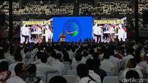 Mendes Banggakan Jokowi soal Dana Desa di Depan Kepala-Perangkat Desa