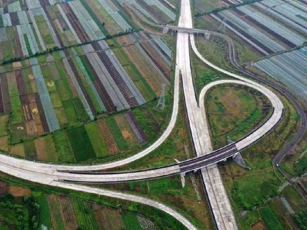 Mengintip Progres 34 Ruas Tol yang Sedang Dibangun
