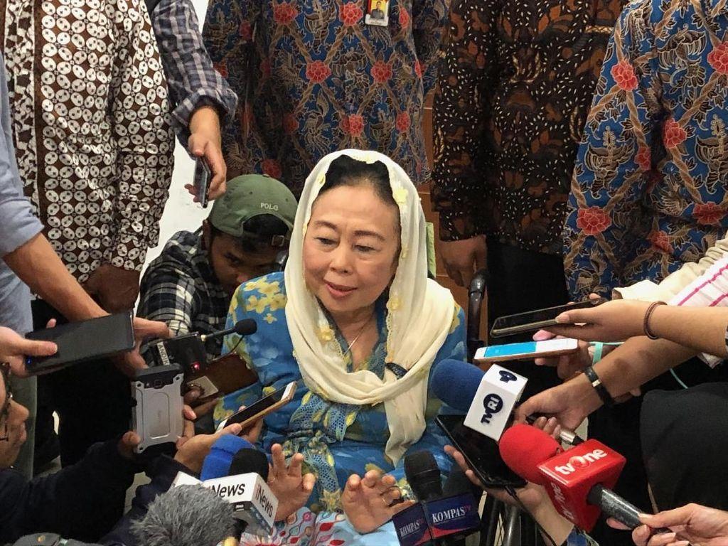 Istri Gus Dur Harap Pemilu Berjalan Lancar Tanpa Kecurangan