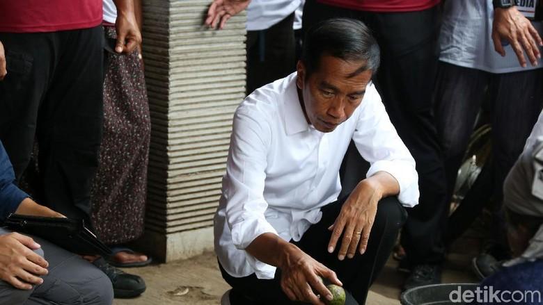 Jokowi: Feeling Saya Akan Ada Kejutan Besar di Jatim
