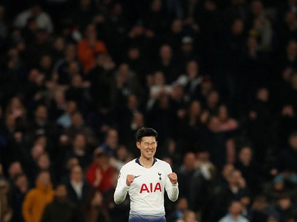 Tottenham Hotspur Stadium Panggungnya Son Heung-min