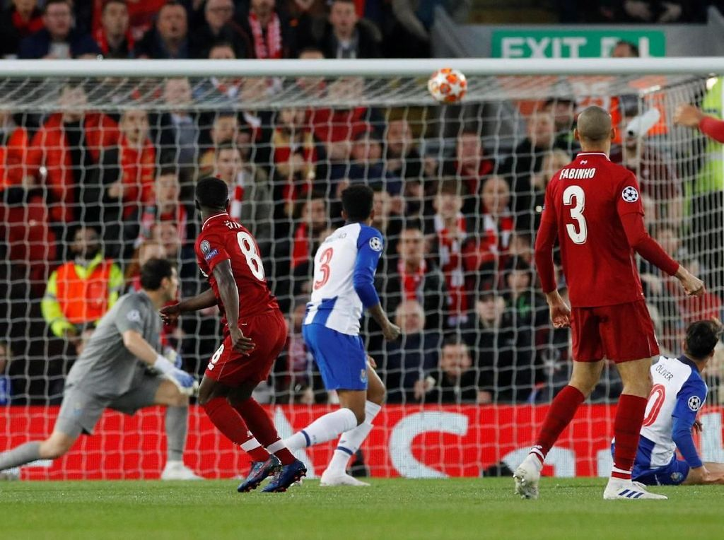 Awas Liverpool, Kans Porto Belum Mati