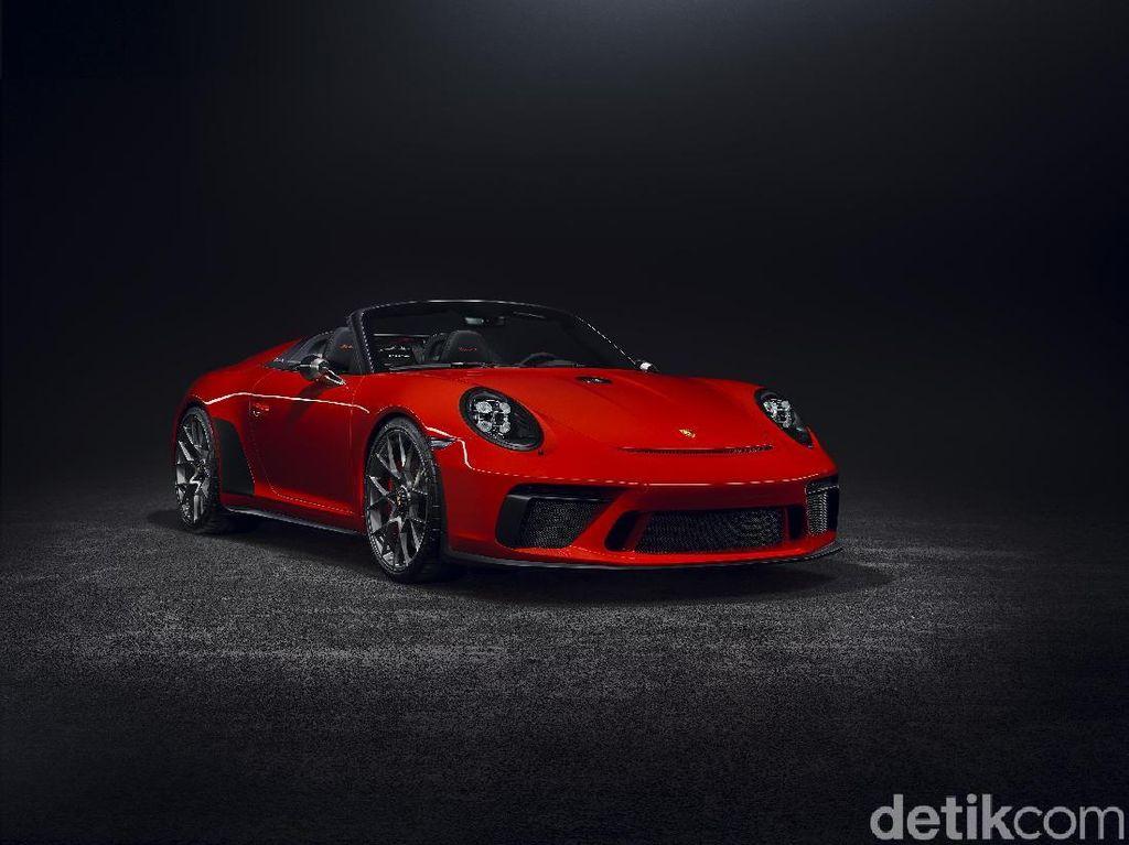Mobil Balap Ini Jadi Diproduksi Porsche?