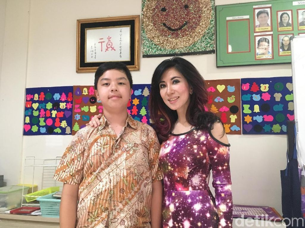 Pesan Sonia Wibisono untuk Ortu Anak Down Syndrome: Jangan Putus Asa!