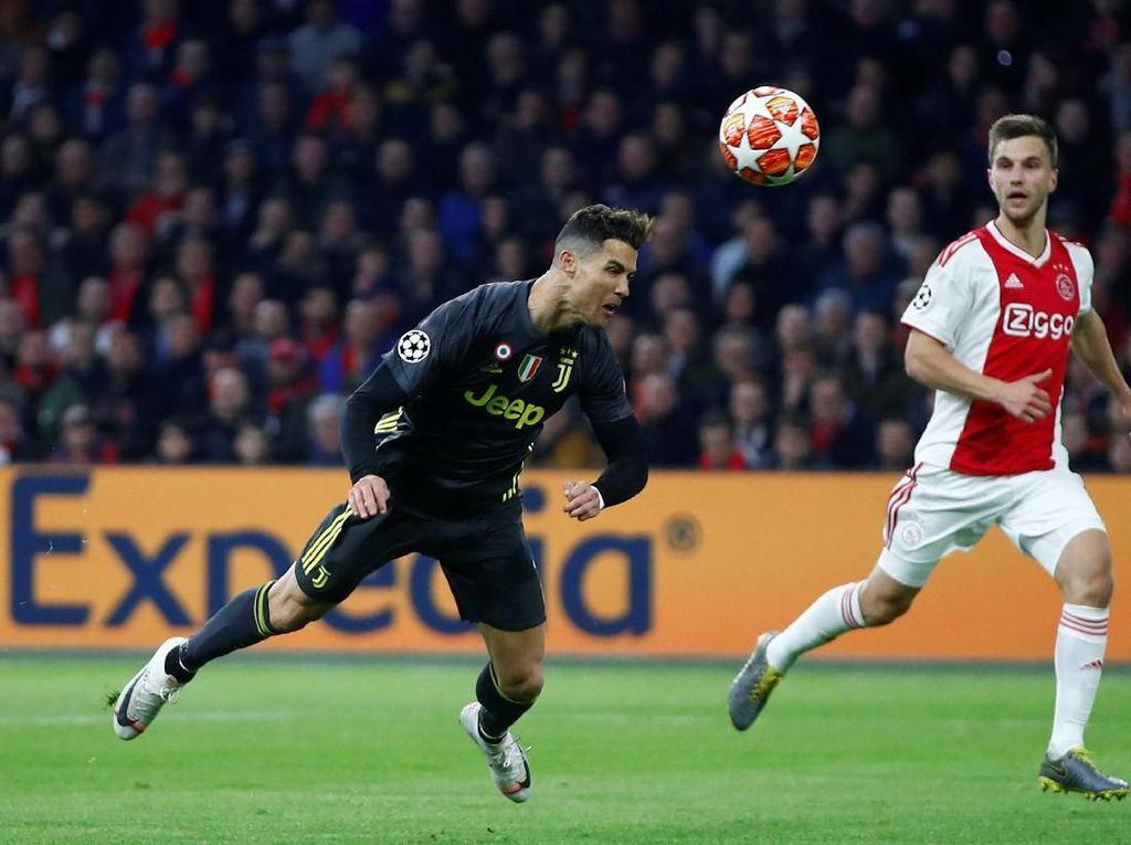 Ketika Ajax Dimangsa Ronaldo