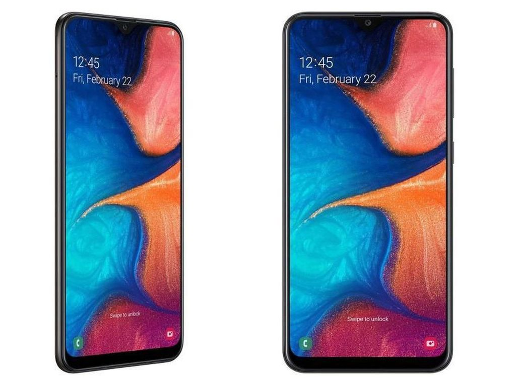 Samsung Rupanya Juga Rilis Galaxy A20e