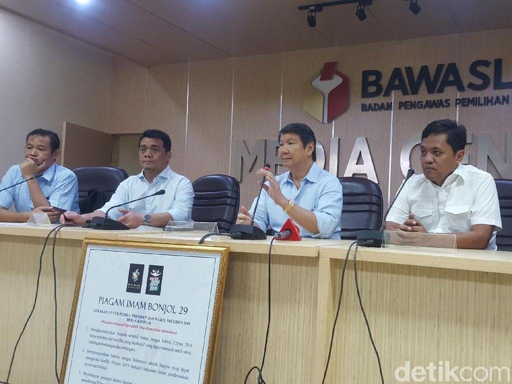 BPN Prabowo Sambangi Bawaslu, Tanya Kelanjutan DPT Bermasalah
