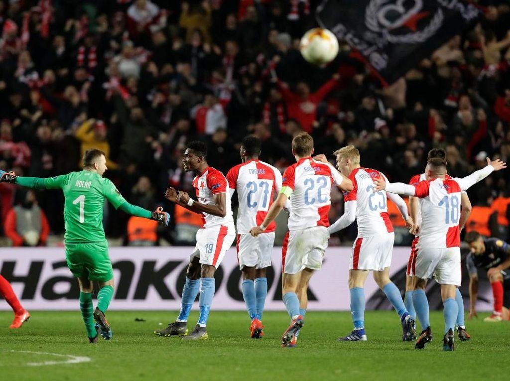 Slavia Praha Berbahaya untuk Chelsea