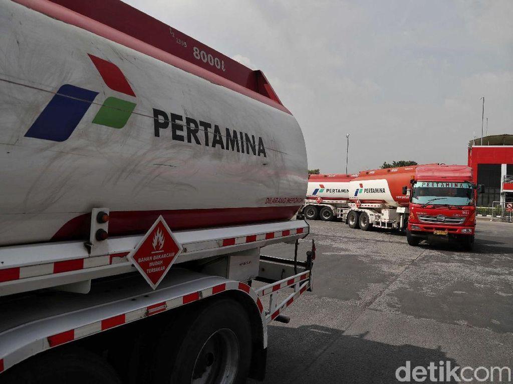 Gempa Guncang Sulteng, Pasokan BBM Masih Aman