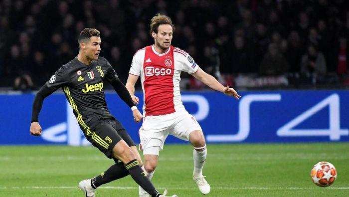 Juventus lebih punya pengalaman daripada Ajax Amsterdam. (Foto: Reuters)