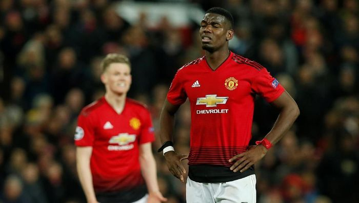 Manchester United terancam tak finis empat besar musim ini. (Foto: Andrew Yates/Reuters)