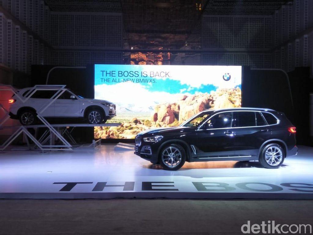 Pesan BMW X5 Terbaru, Harus Tunggu 3 Bulan