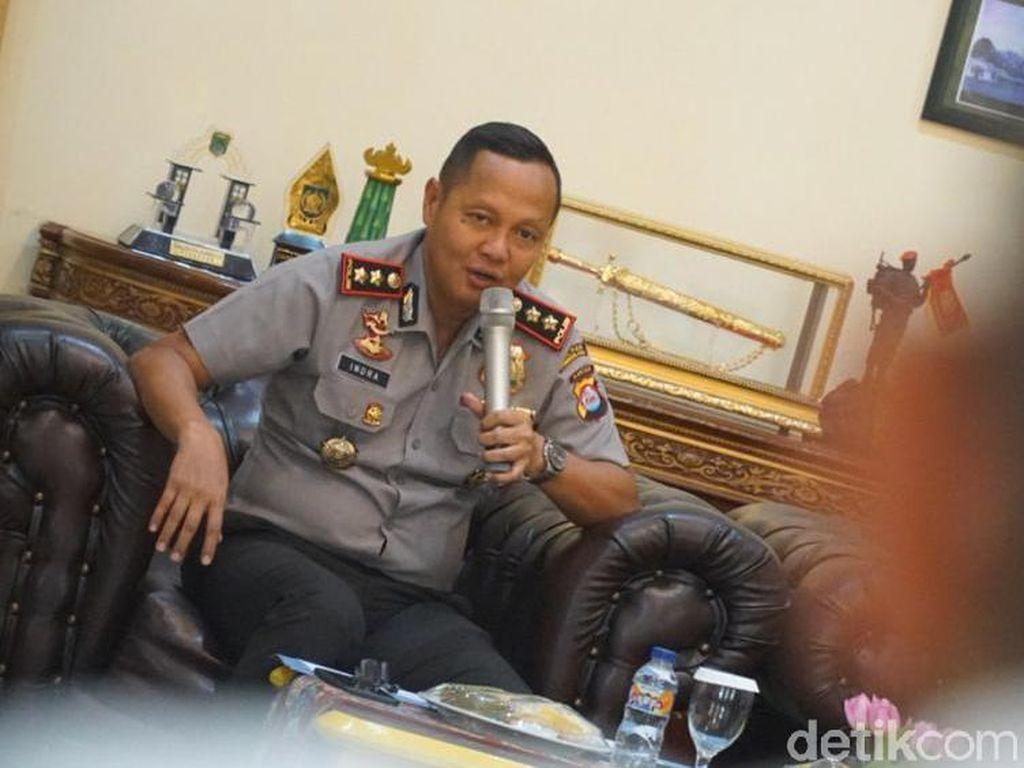 Polisi Buru 4 Buron di Kasus Pembunuhan Mayat dalam Karung