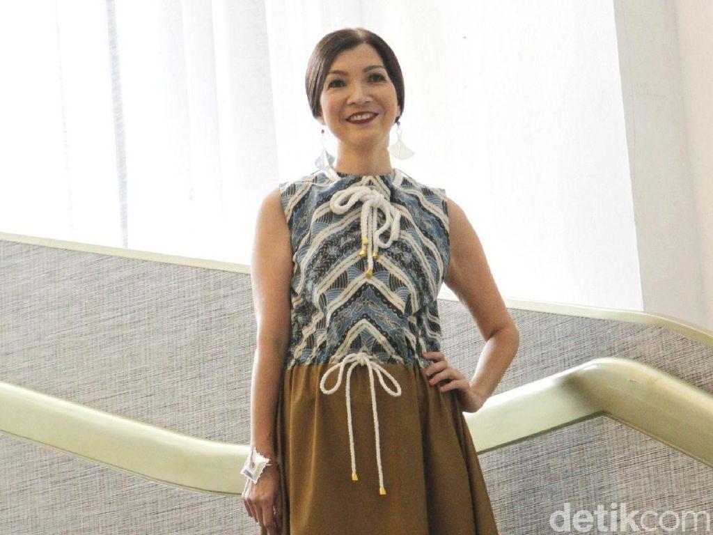 Foto: Seperti Ini Baju Batik Jawa Barat yang Memakai Pewarna Alam