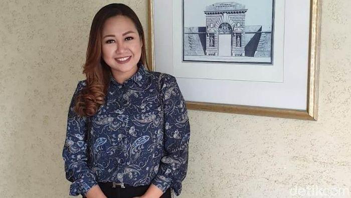 Mantan Manajer Persibara Banjarnegara Lasmi Indaryani terancam dilaporkan balik terkait kasus pengaturan skor. (Foto: Uje Hartono/detikSport)