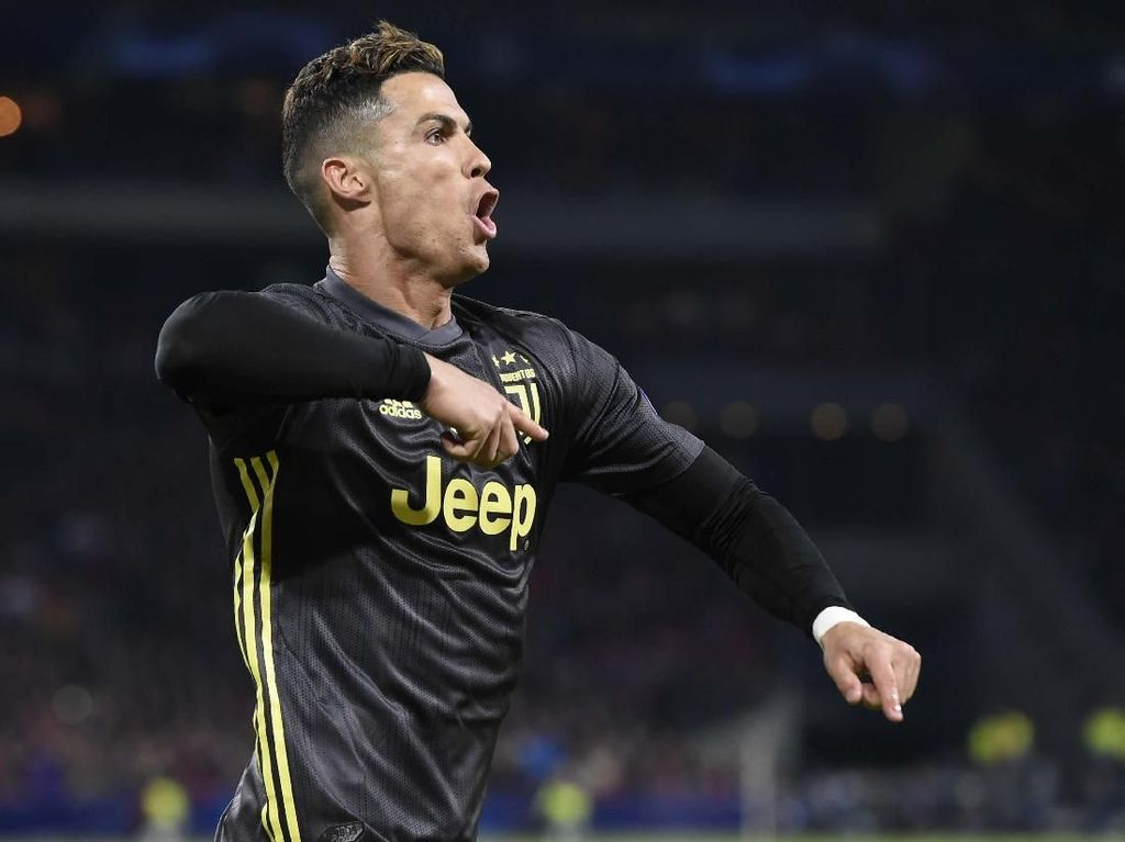 Lingard: Pulanglah ke Old Trafford, Ronaldo