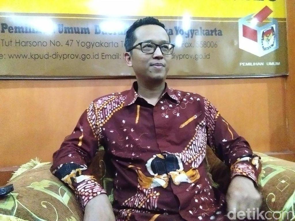 Komisioner Dipecat Karena Cabul, Ketua KPU DIY Tunggu SK dari Pusat