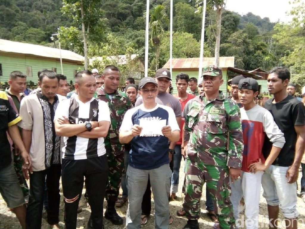 PT EMM: Kami Keluar dari Aceh dan Kamp Dibongkar dalam 24 Jam