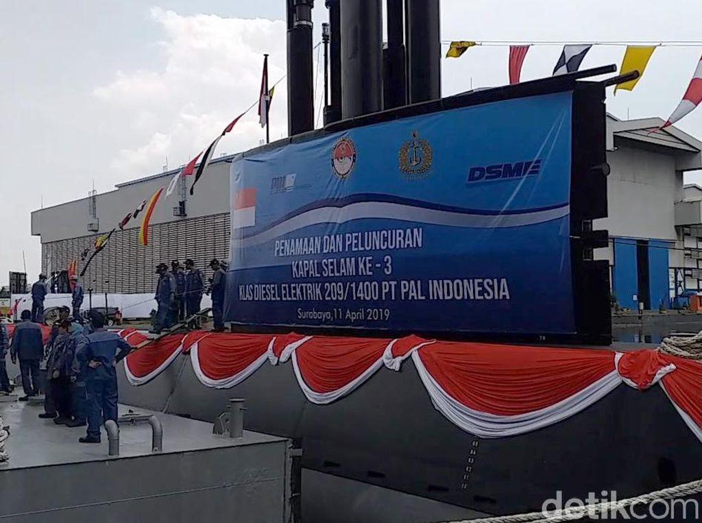 Indonesia Miliki 5 Kapal Selam, Menhan: Nggak Cukup, Idealnya 12