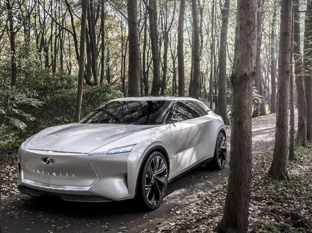 Infiniti Bakal Luncurkan Mobil Listrik Pertama, Begini Bentuknya
