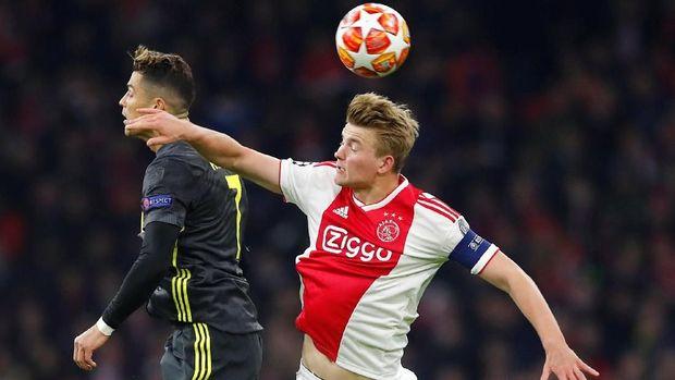 7 Catatan Penting Jelang Juventus vs Ajax di Liga Champions